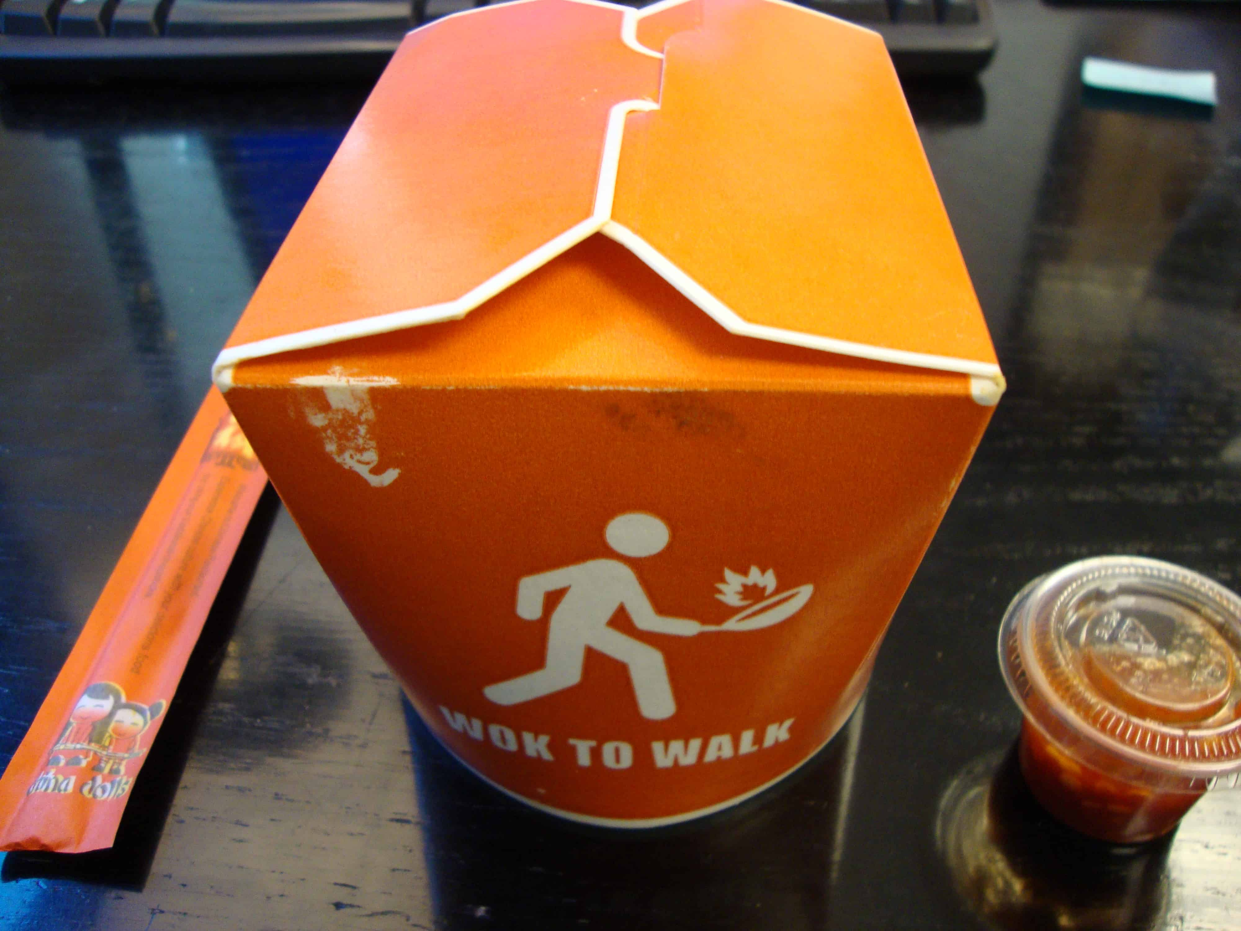 1-6-10 Wok to Walk container