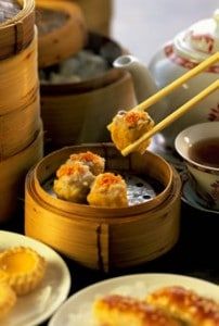 Dim Sum in Hong Kong