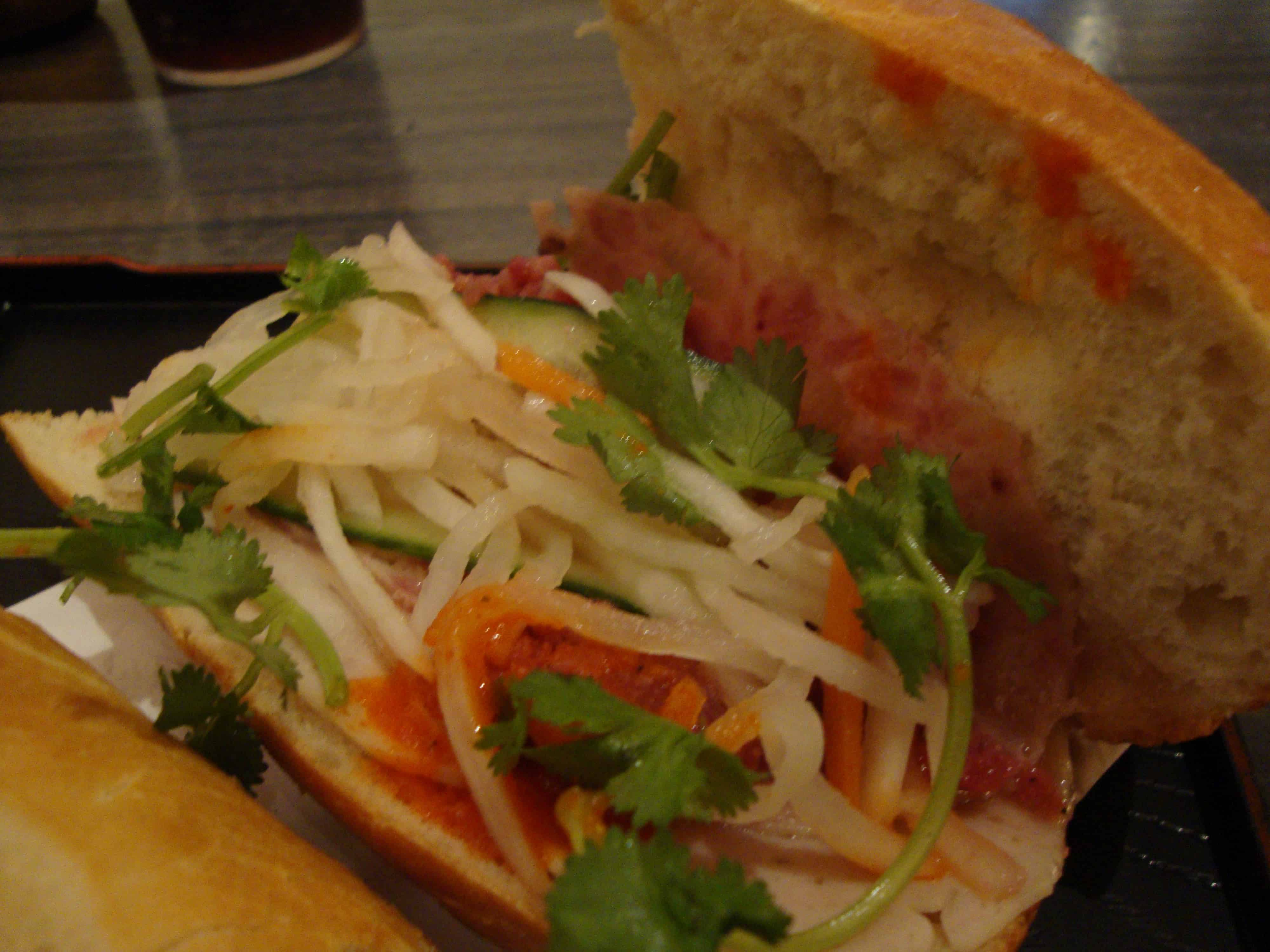 Open Classic Banh Mi