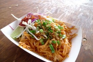 Kao Samai pad thai