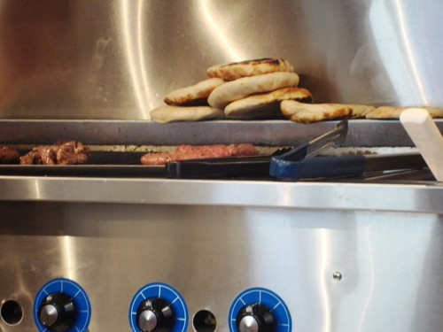 how to start a grill cheese truck