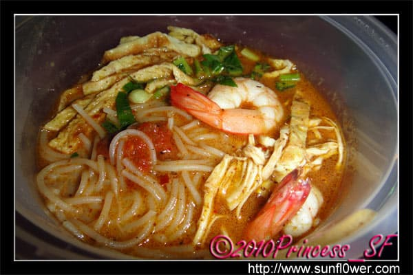 laksa soup