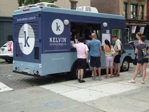 Kelvin truck