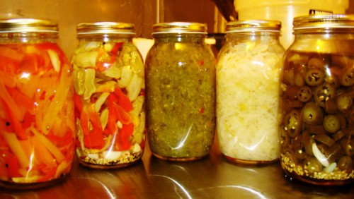 Roasted Jalapenos – Baked Habanero – Fire Roasted Sweet Peppers – NY KRAUT – SWEET PICKLE RELISH.