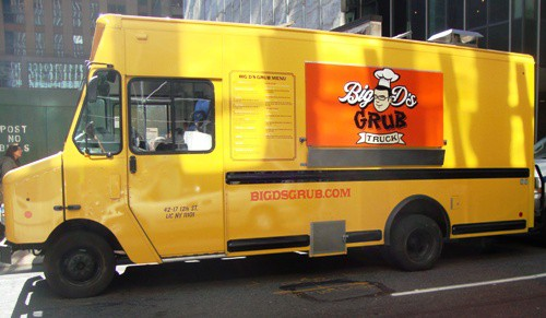Big D S Grub Food Truck