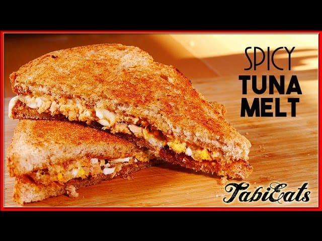 We Tasted This Cheesy Spicy Tuna Melt at Munchie Mobile ...