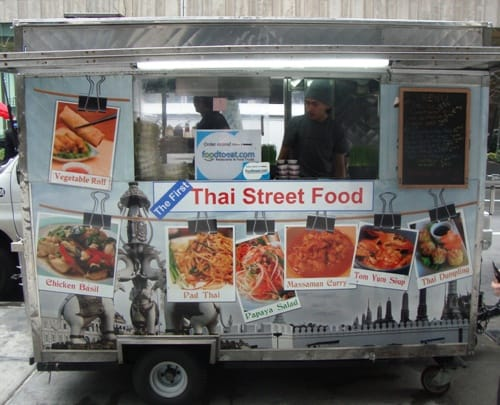 Tuk Tuk Thai Street Food