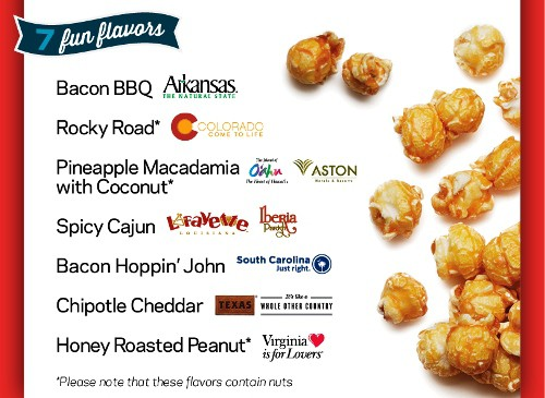 Choose From 7 Flavors of FREE Popcorn On Thursday (5/2) | New York ...