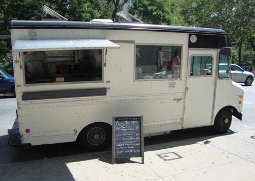 Cheese Street Grill Food Truck