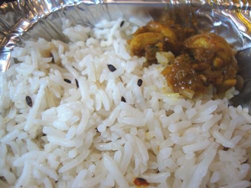 rice & garlic pickle