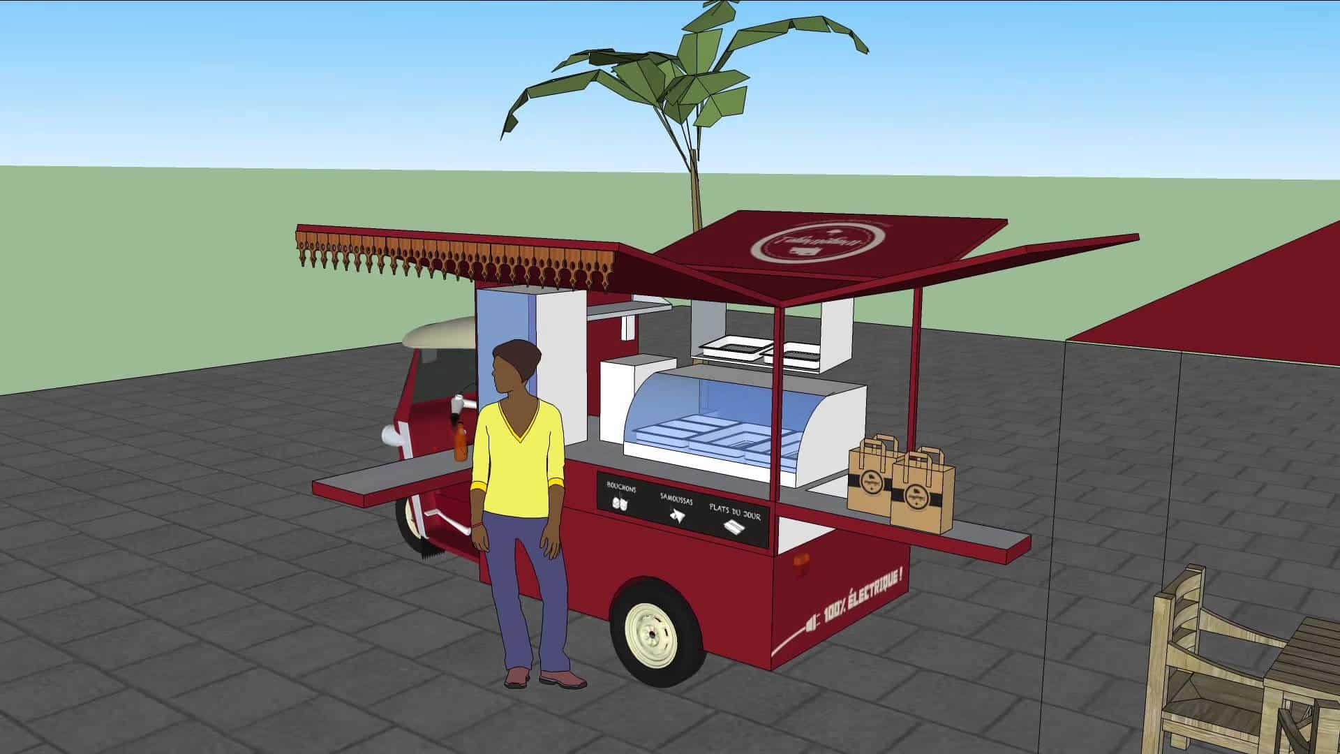 Indian Food Carts Nyc