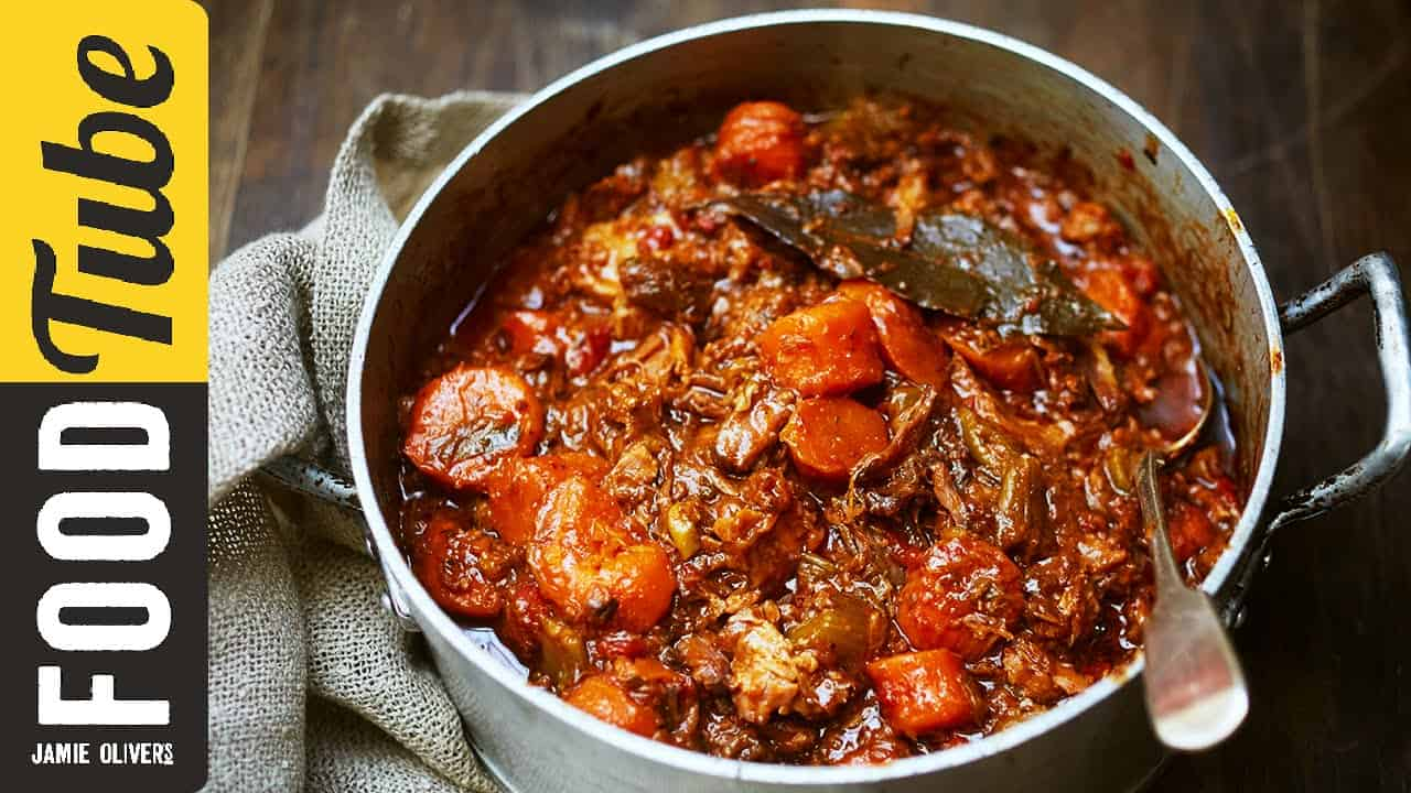 Feels Like Ireland Beef Stew From Bian Dang New York Street Food