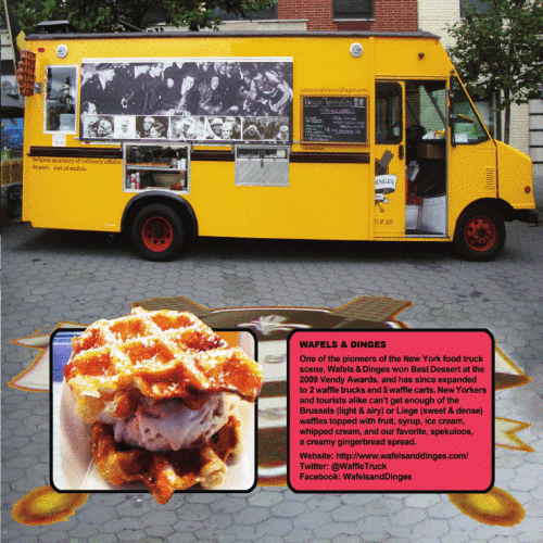 Lunch Trucks For Sale In Los Angeles >> It's Not Too Late To Buy The Amazing NY Food Trucks Calendar For The Holidays (& Help Street ...