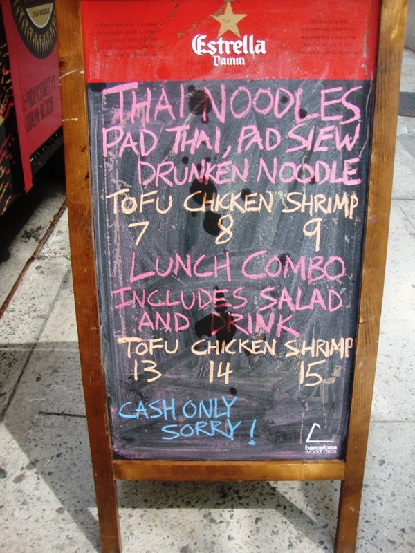Mamu Thai Food Truck