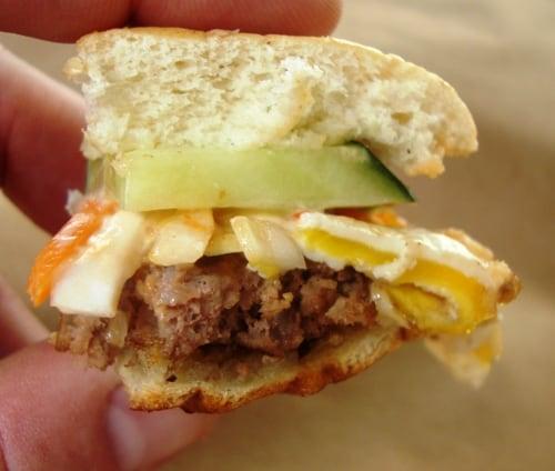 Mamak's Rammly Burger (credit: NYSF)
