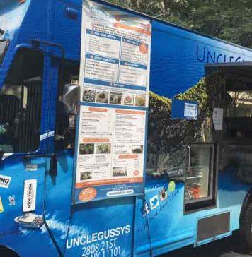 Greek Food truck