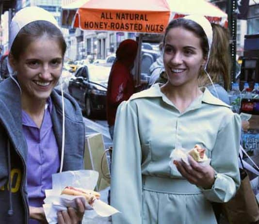 hot dogs in NYC