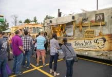 cost of renting a food truck for a party