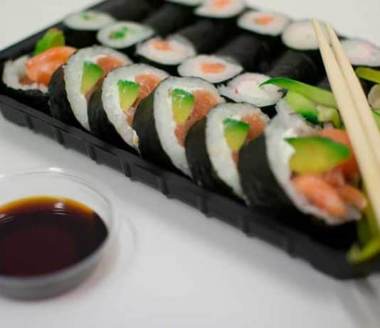 sushi restaurants in NYC