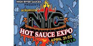 Hot sauce Expo NYC