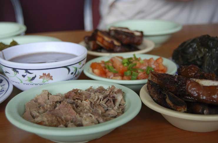 Hawaiian street food