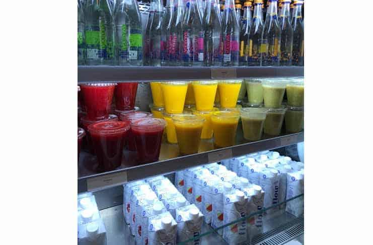 Panorama Homemade juices