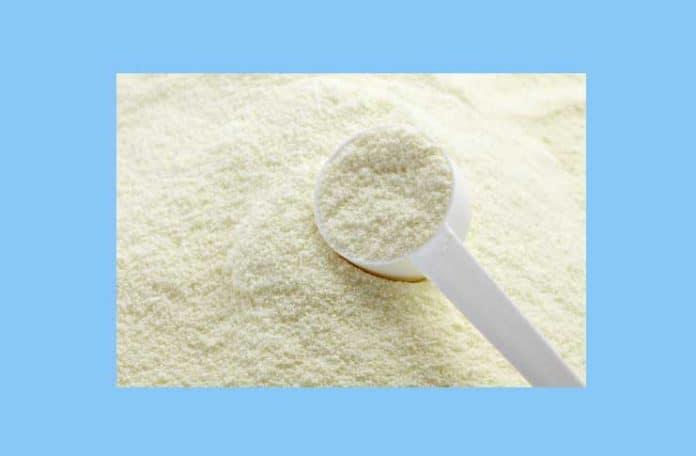 benefits of milk powder