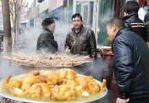 types of street foods