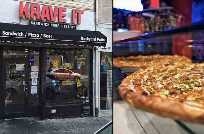 Fast Food Eateries in NY