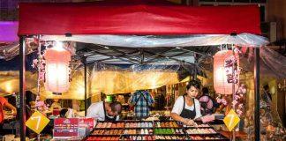 healthy street food