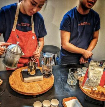 Coffee festival in New york