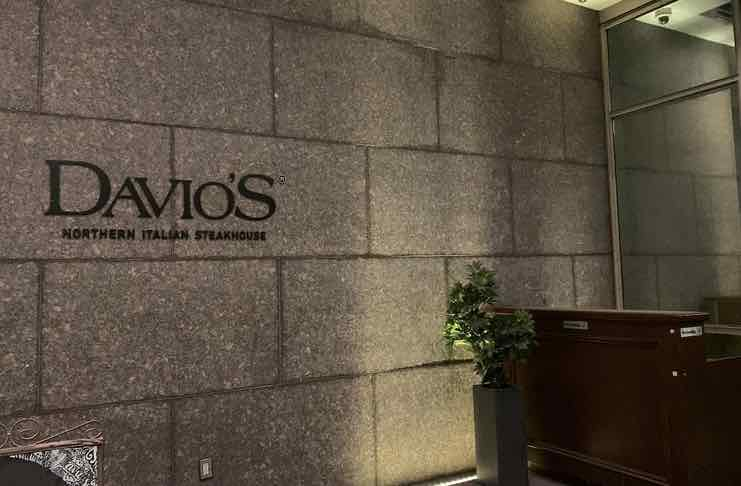 Davios new york