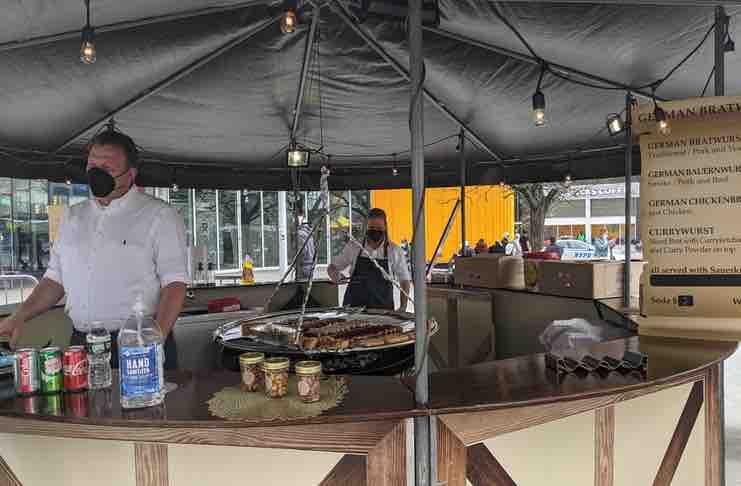 Bronx night market review