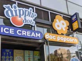 DIPPIN DOTS store